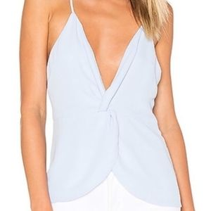 Revolve By The Way Twist Split Front Cami Tank Top